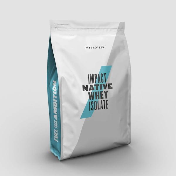 whey isolate native