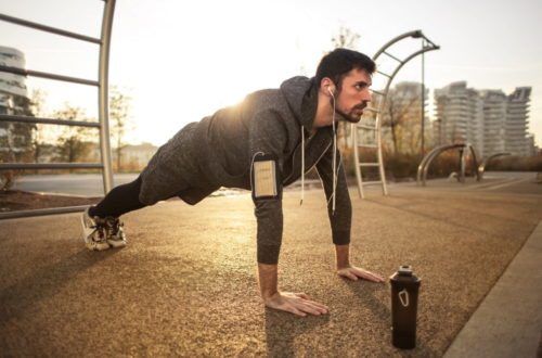 exercice pompe musculation