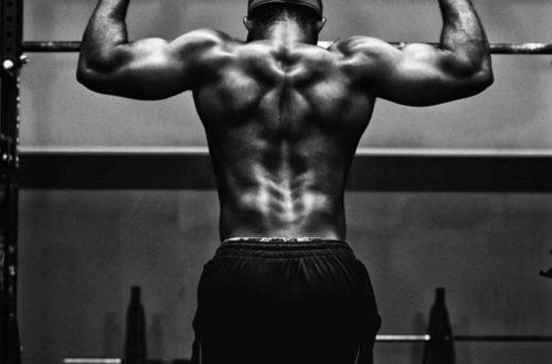 musculation exercice dos