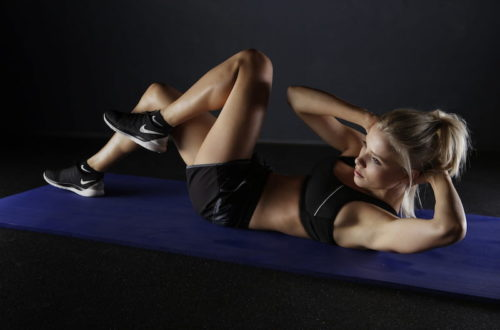 exercice abdo entrainement
